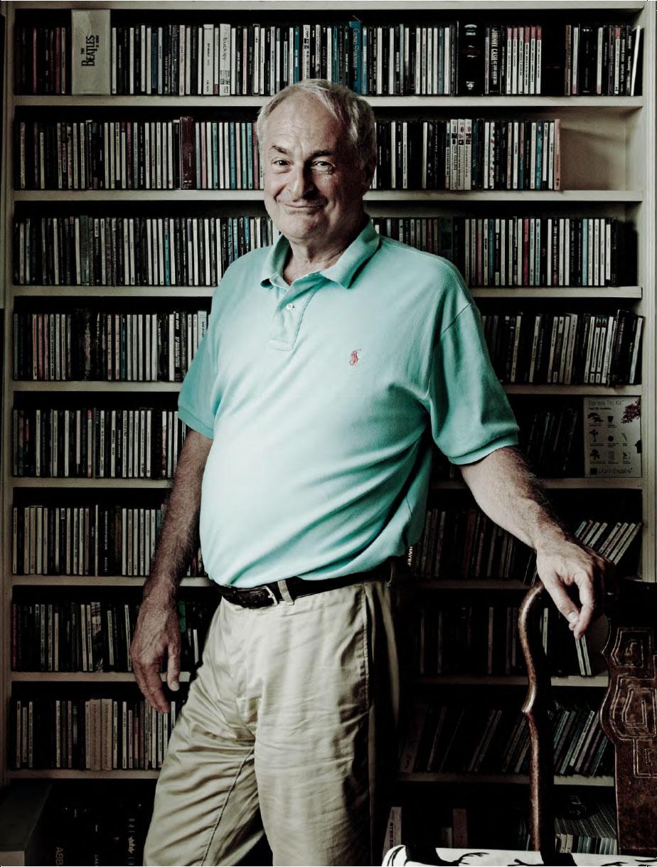 Paul Gambaccini | Pocketmags.com