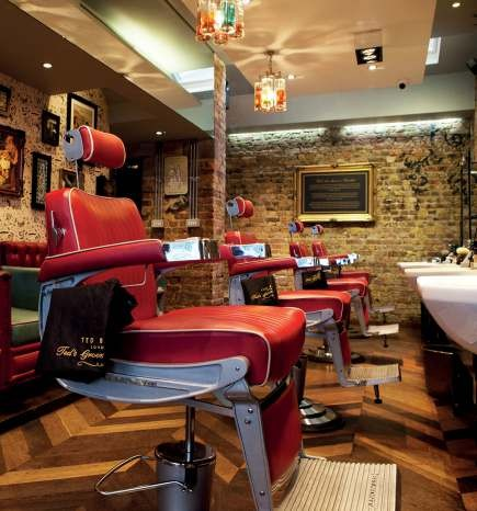 TED'S GROOMING ROOM | Pocketmags com