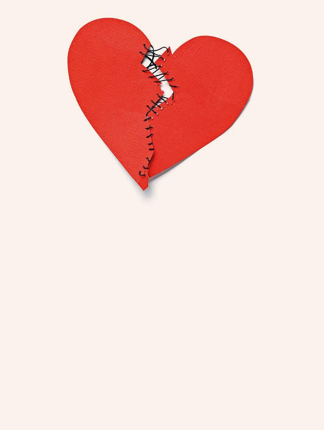 how to solve broken heart