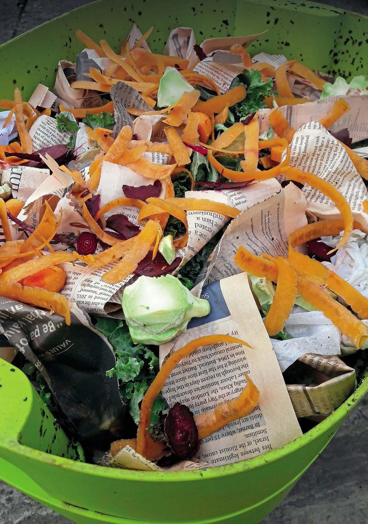 Small E Composting