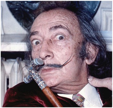 DNA Test: Dalí Not Father of Spanish Psychic | Pocketmags com