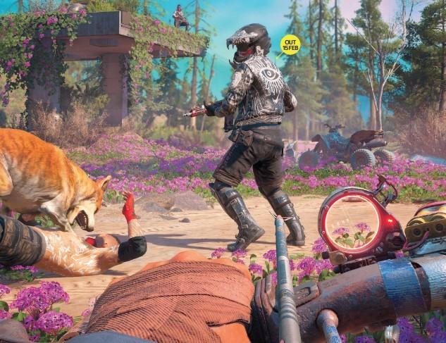 First Look Far Cry New Dawn Pocketmags Com
