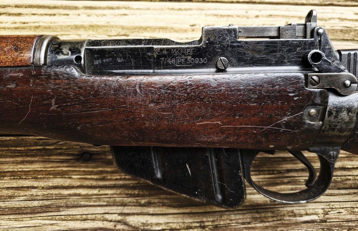 THE ENDURING ENFIELD   Pocketmags com