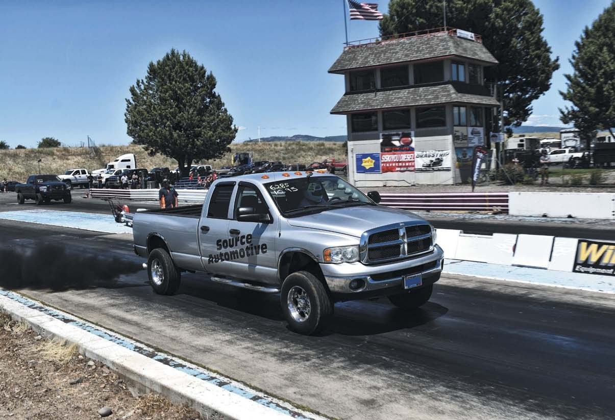 Fastest Diesel Truck >> Small Town Smokefest Pocketmags Com