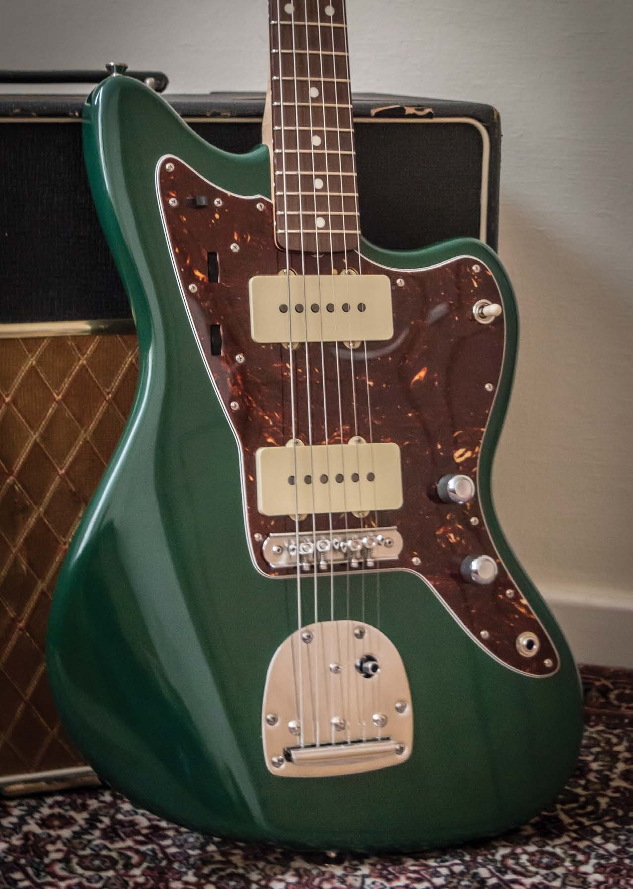 Jazzmasters are nothing if not eccentric beasts, and that presents certain  unique challenges if you want to mod, repair or restore one of your own.