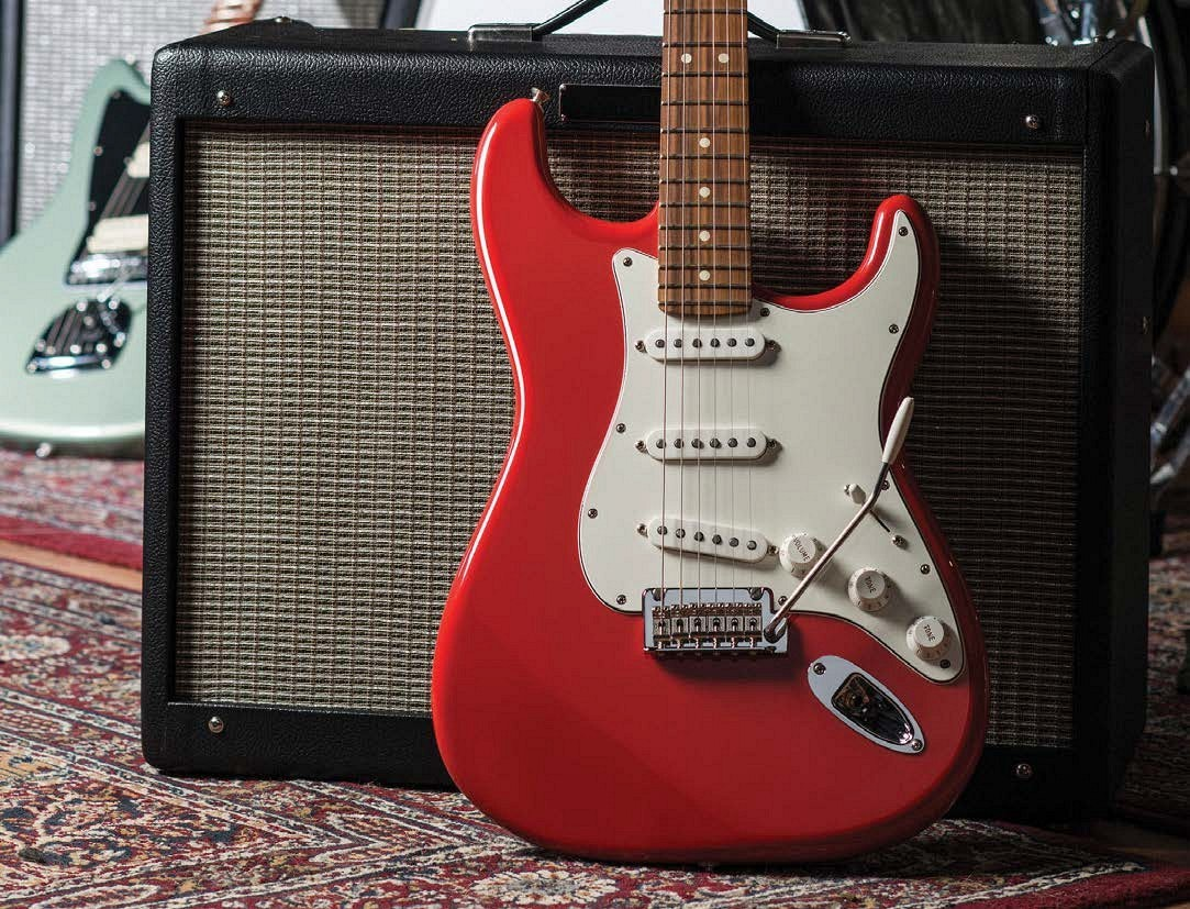 WIN! A Fender Player Stratocaster | Pocketmags com