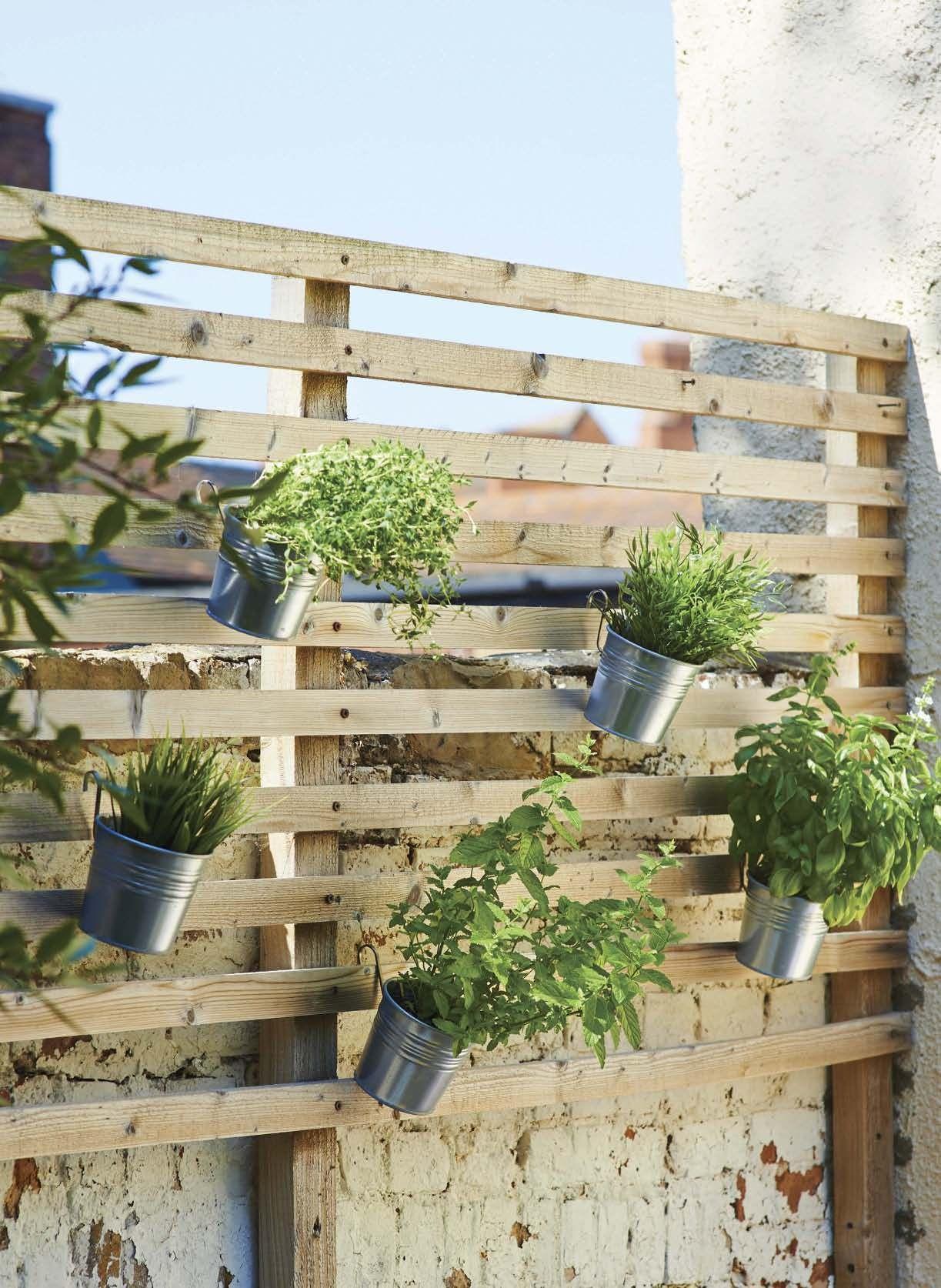 Cucina Pallet Fai Da Te diy garden fence | pocketmags