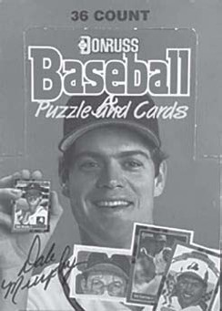 Junk Wax Era 1988 Donruss Baseball Pocketmagscom