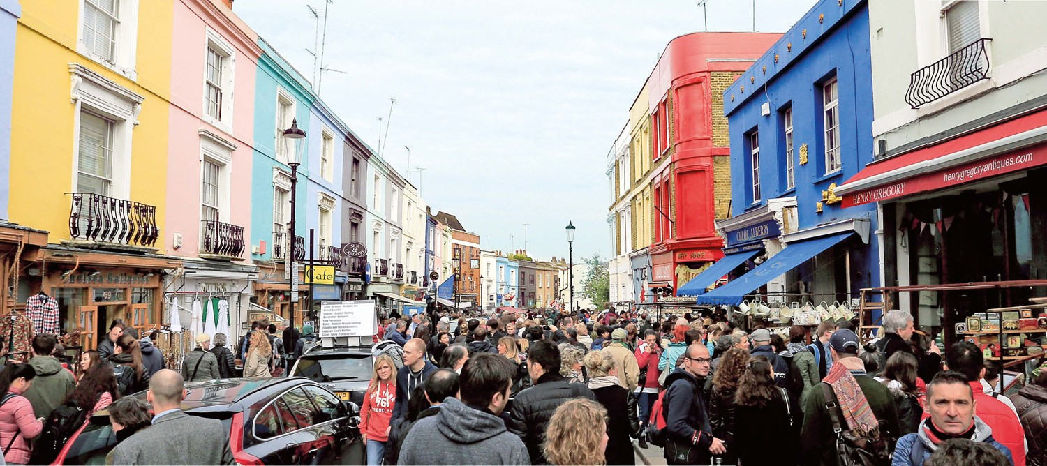 people feel changes taken place portobello road last years I do like portobello and enjoy it to stroll through and take in the atmosphere but it seldom has much i want to buy whereas camden (to me) seems to offer a better range kavey view public profile.