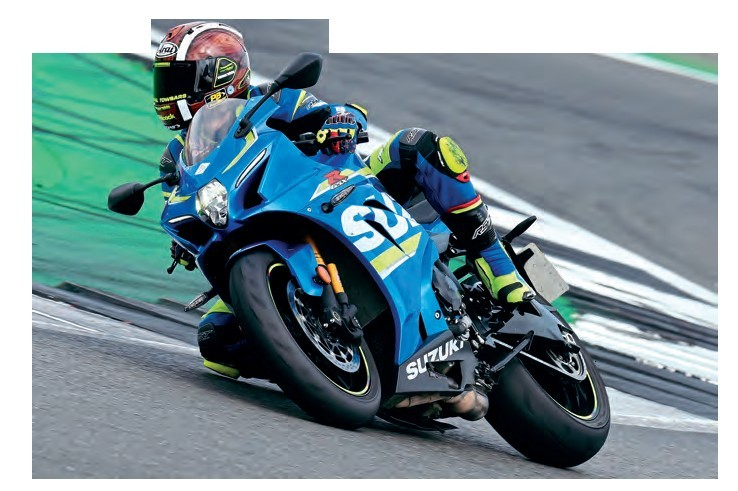 TEST RIDE A GSX-R1000R FOR FREE ON THE SUZUKI ALL-STAR