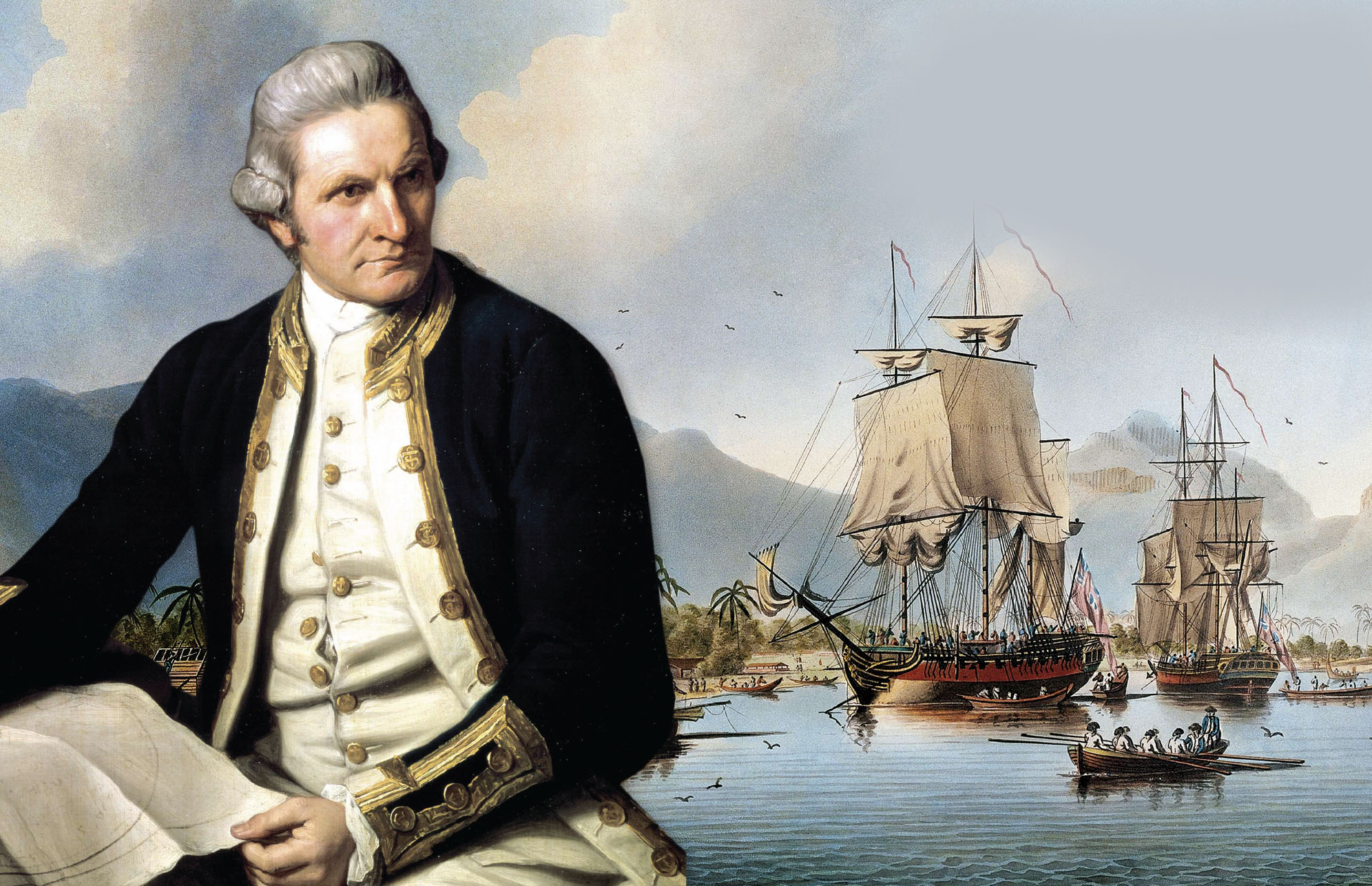 Captain Cook App