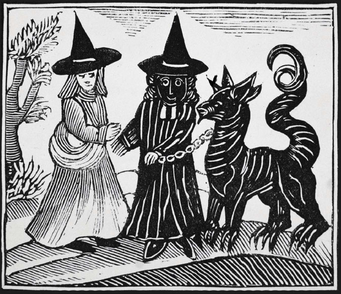 Toil and Trouble: Witches in Early Modern Europe