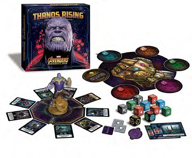 Thanos Rising – Avengers: Infinity War | Pocketmags com