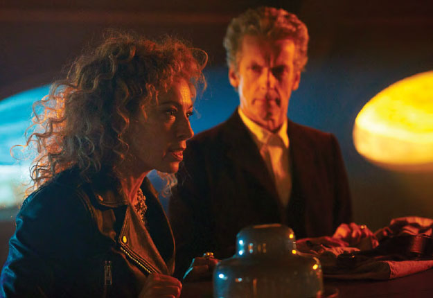 Doctor Who Christmas Special 2015.7 7m Viewers Make Doctor Who The 7th Most Watched Show Of