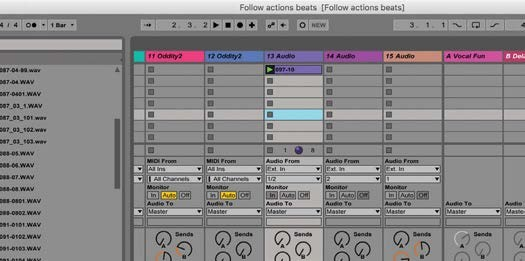 The lazy guide to Ableton Live Part 2 | Pocketmags com