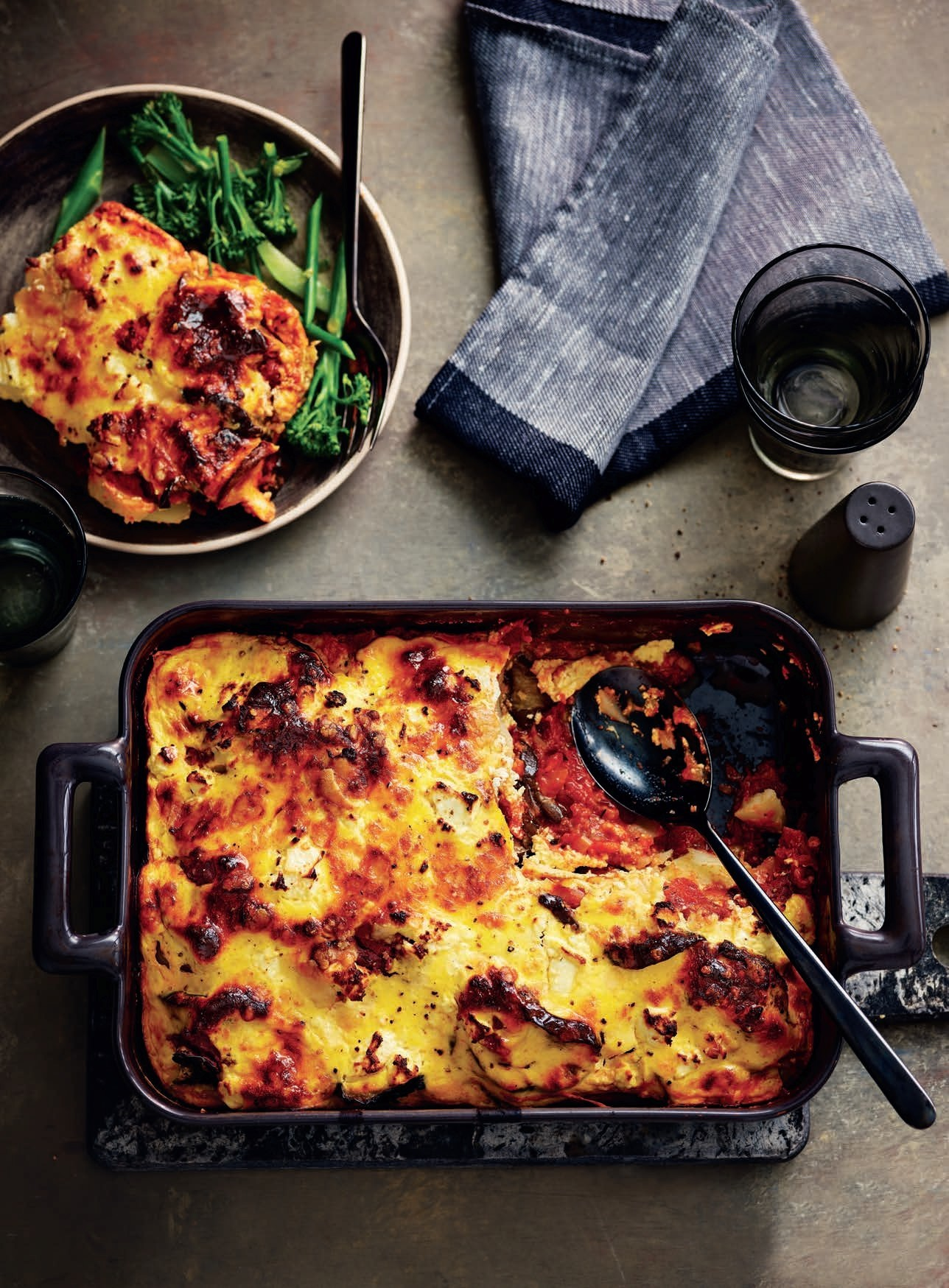 Vegetable Moussaka Pocketmags Com