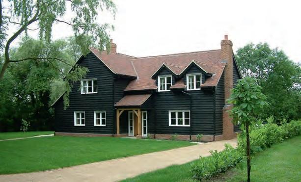black vincent timber clad houses | Stunning timber homes | Pocketmags.com