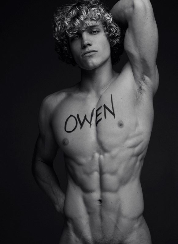 Gay justin owen Jarec Wentworth